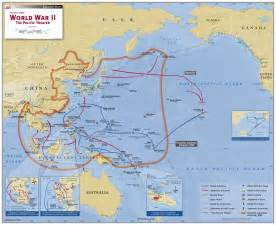 World Map Pacific by World Map Pacific Wwii Pictures To Pin On Pinterest