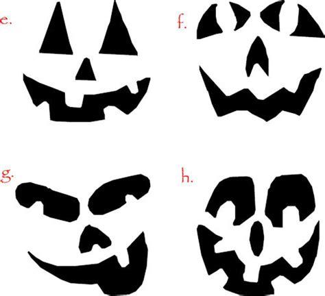 pumpkin faces iii halloween decals