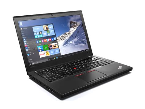 Laptop Lenovo Thinkpad X260 lenovo thinkpad x260 i5 wxga notebook review