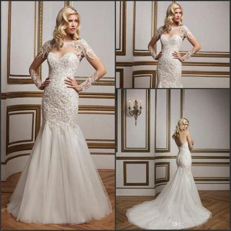 justin mermaid wedding dresses 2016 ivory