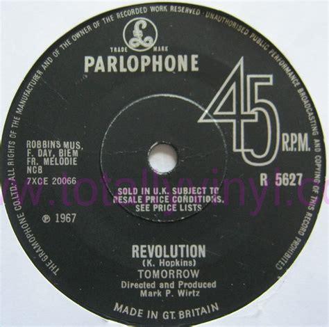 7 inch vinyl template totally vinyl records tomorrow revolution 7 inch vinyl