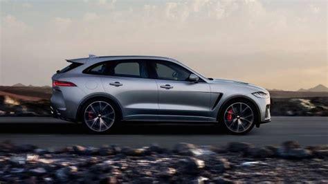 jaguar f pace new model 2020 2020 jaguar f pace price release date svr suv project