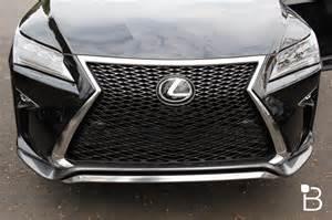 Lexus Rx 350 Ground Clearance 2016 Lexus Rx 350 Ground Clearance Autos Post