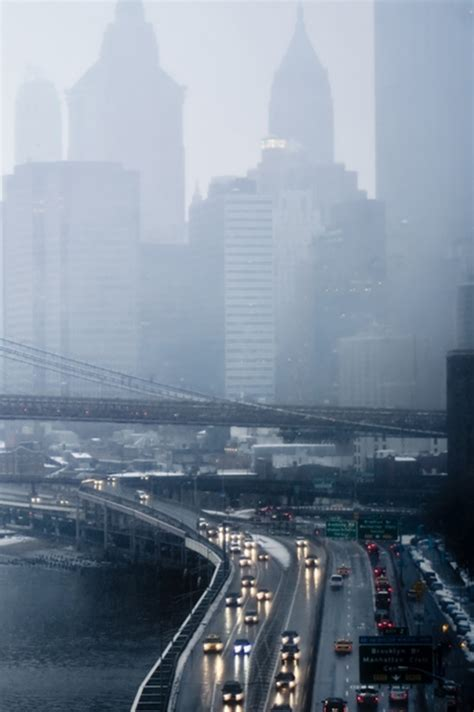 hazy city traffic pictures   images