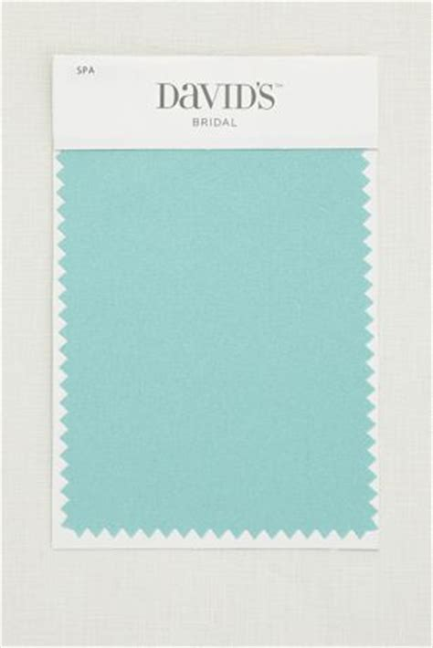 david s bridal color swatches spa fabric swatch davids bridal