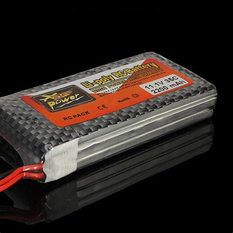 Lipo Zop Power 11 1v 60c 2200mah zop power 3s 11 1v 2200mah 35c lipo battery t sale