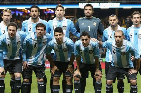 skuad timnas argentina piala dunia 2014 daftar pemain