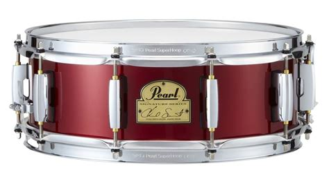 Snare Drum Pearl Signature Series Chad Smith pearl announces two new chad smith limited edition