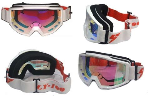 Goggle Motocross Ly 100 Race Craft Lens Kacamata Motocross jual kacamata goggle cross ly100 model ly 100