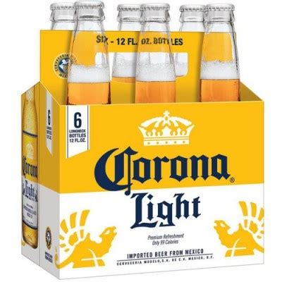 corona light alcohol content corona light calories med health daily