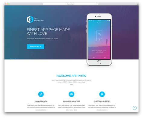 free templates for pages ios amazing wordpress app template pictures inspiration