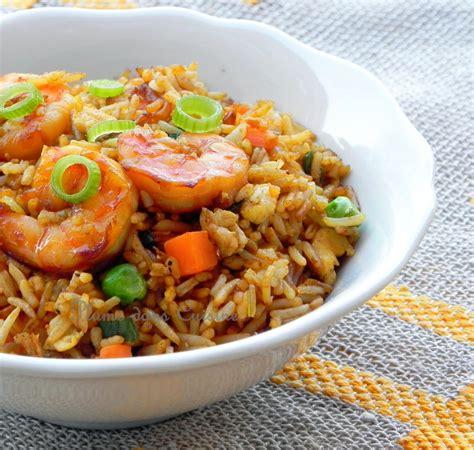 riz cuisine riz saut 233 aux crevettes une plume dans la cuisine