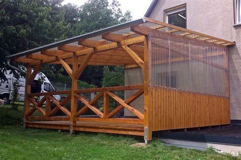 veranda fachwerkhaus terrassenuberdachung holz fachwerk bvrao