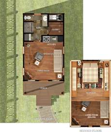 Small Home Blueprints Texas Tiny Homes Plan 448