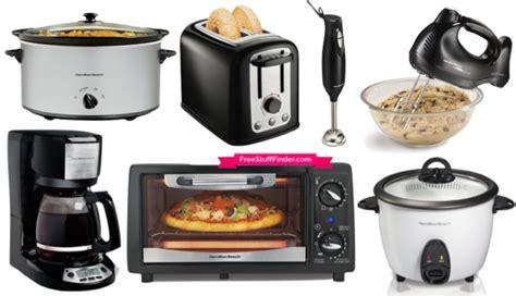 free kitchen appliances hot 0 37 reg 25 small kitchen appliances free