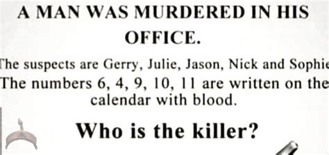 who is the killer who is the killer ọmọ o 242 du 224