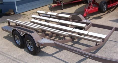 are aluminum boat trailers better than steel boat trailers 101 materials brakes hardware boat
