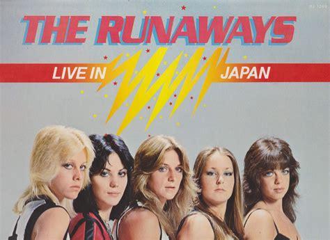 503329 the runaways kive in japan the runaways live in japan ライブ ランナウェイズ イン ジャパン 多趣味なアナログ親父