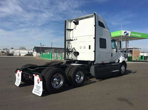Sleeper Semi Trucks For Sale by 2016 International Prostar Plus Sleeper Semi Truck For