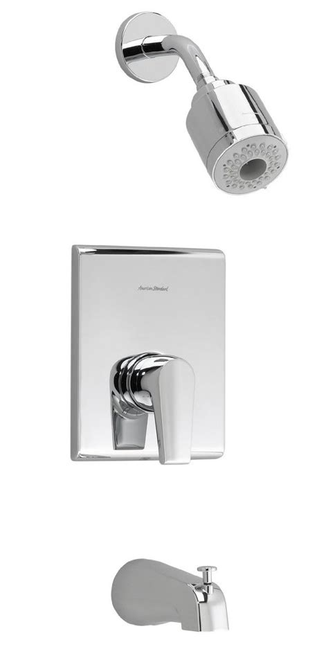bath and shower kits american standard t590 508 295 studio bath and shower trim kit with 3 function flowise