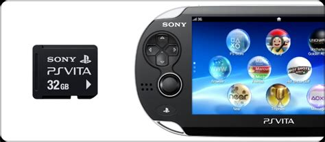 Memory Ps Vita 32gb By Duniapsp memoria 32 gb ps vita nuevo 1 649 00 en mercado libre