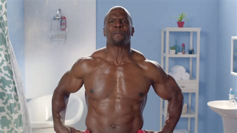 terry crews supplements terry crews latest old spice ad reveals lots about his