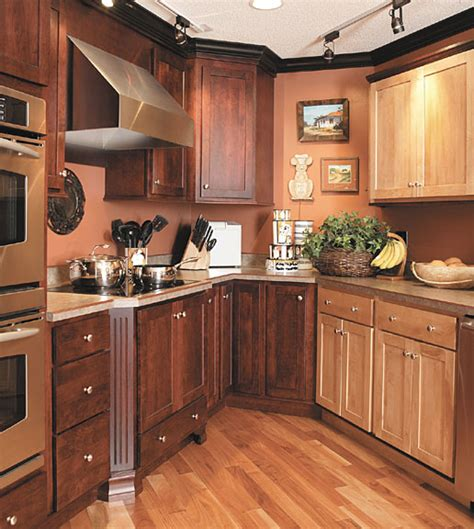 two tone maple kitchen cabinets kitchens of stillwater kitchens of woodbury cabinets granite countertops kitchen remodeling