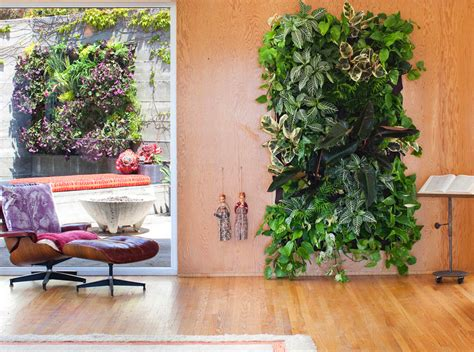 8 Living Walls And Vertical Gardens To Bring A Touch Of Living Wall Gardens