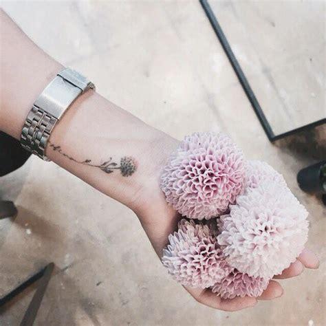 70 tatuagens de flores criativas s 243 as mais lindas