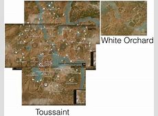 The Witcher 3: Blood and Wine Toussaint Map vs Ard Skellig ... Xbox 1 Vs Ps4 Size