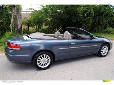 Chrysler Sebring Convertible 2002 by 2002 Chrysler Sebring Convertible Lx Related Infomation