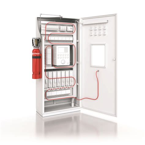 Armoire Electrique by Syst 232 Me De Protection Incendie Pour Armoire 233 Lectrique
