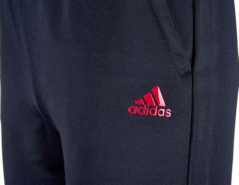 Adidas Indoor Manchester adidas manchester united tiro pant black soccerpro