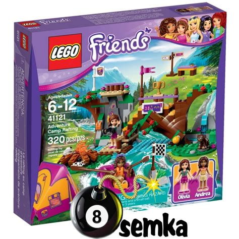 Lego Friends 41121 lego friends 41121 sp蛛yw pontonem