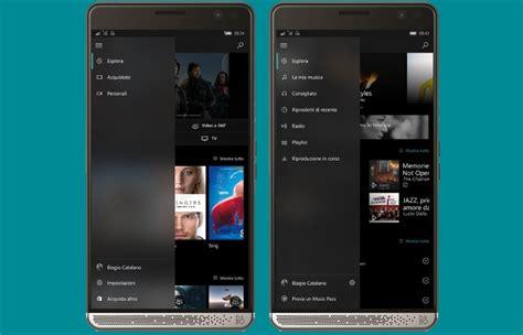 fluent design no windows 10 mobile windows club