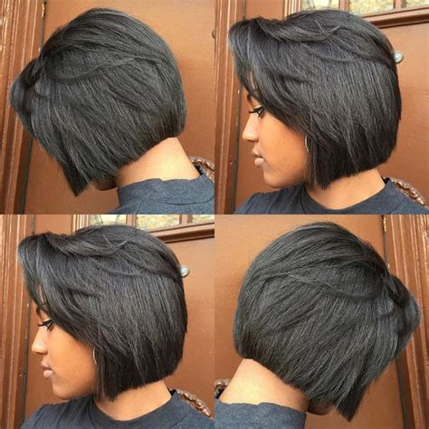 after five hairstyles african american 17 best images about bobs medium length fluffy styles on