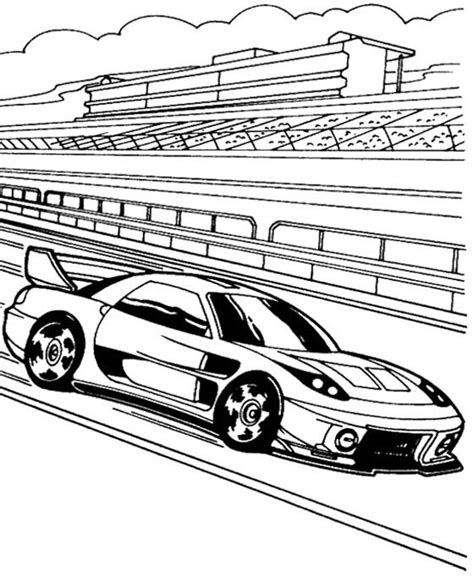 hot wheels track coloring pages hot wheels track race coloring page kids coloring pages