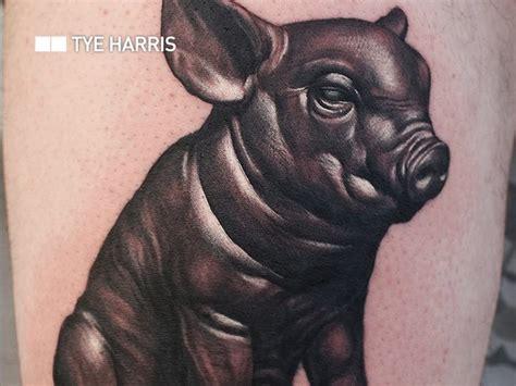 tattoo in nyc price pig tattoo by bang bang nyc