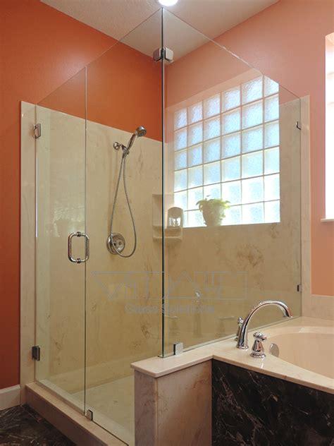 Frameless Shower Enclosures Orlando Bathroom Shower Doors Shower Doors Orlando