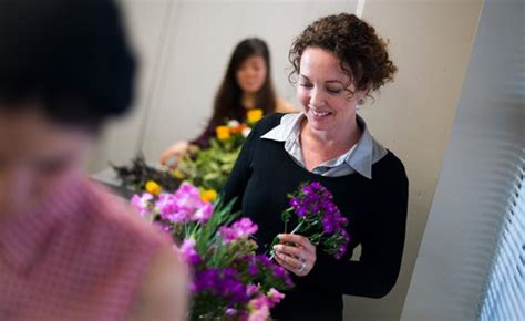 flower design school perth considering changing career consider a new life in
