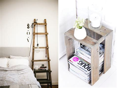 ideas for bedside tables diy home bedside tables a pair a spare