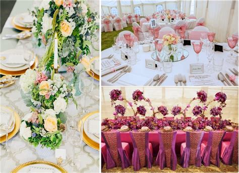 setting a beautiful table beautiful brides magazine beautiful wedding table setting