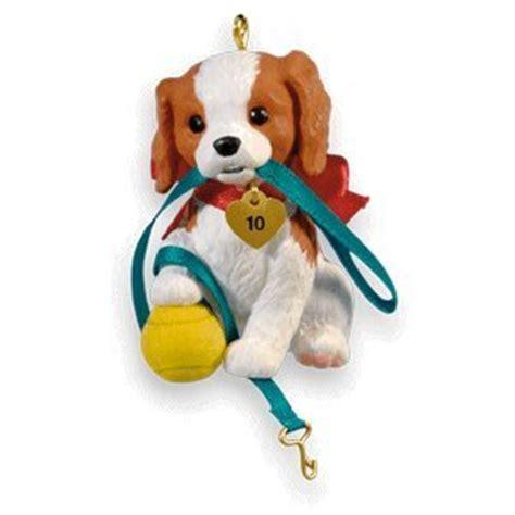 puppy ornament puppy 20 in series 2010 hallmark