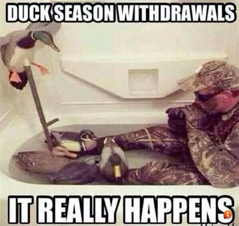 Duck Hunting Memes - duck hunting quotes like success