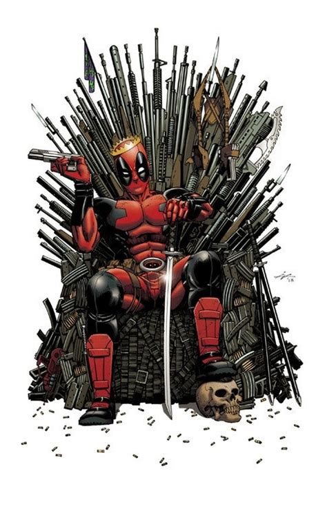 Arsenal Chair Respect Deadpool Respectthreads