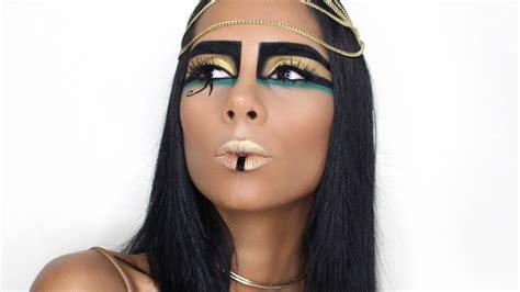 imagenes reales cleopatra cleopatra maquillaje de halloween nathalie en espa 241 ol