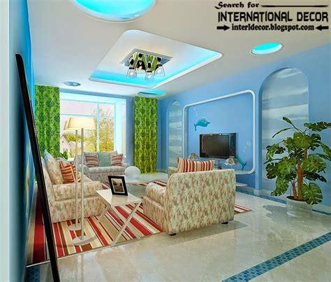 Modern Ceiling Design For Living Room 2015 15 Modern Pop False Ceiling Designs Ideas 2017 For Living Room