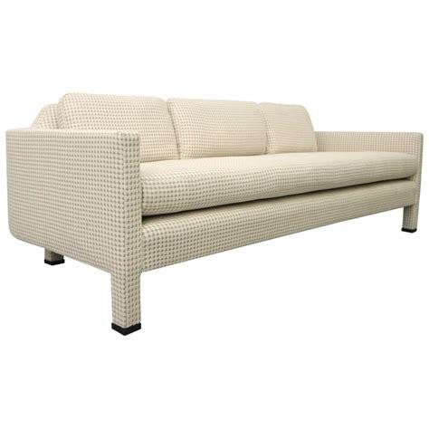 mid century dunbar sofa designed by edward wormley for