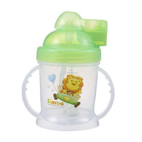 Simba Green Ppsu Cup 240ml simba baby cup with straw green feeding