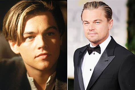 film titanic leonardo di caprio see the cast of titanic then and now